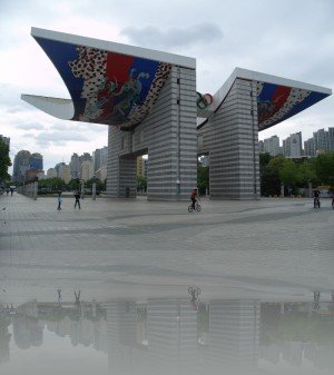 Ворота Мира к Олимпиаде-88