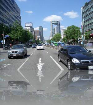 Сеул это город широких проспектов