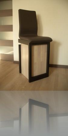 Горизонтали и вертикали были уже у существующей мебели