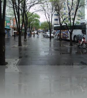 Улица Инсандон