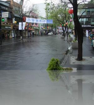 Инсандон- улица корейской культуры