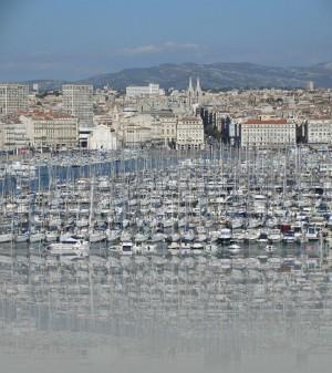 Старый порт - центр Марселя