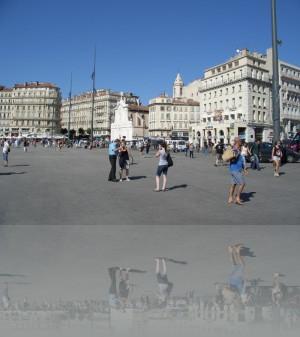 Площадь у старого порта