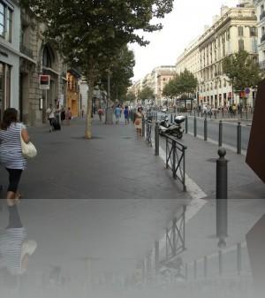 Канбьер - главная улица
