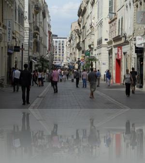 Главная торгово-пешеходная