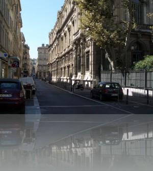 Типичная марсельская улица