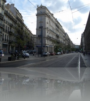 Дома-утюги это так типично для французского градостроительства