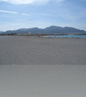Чистота пляжа впечатляет